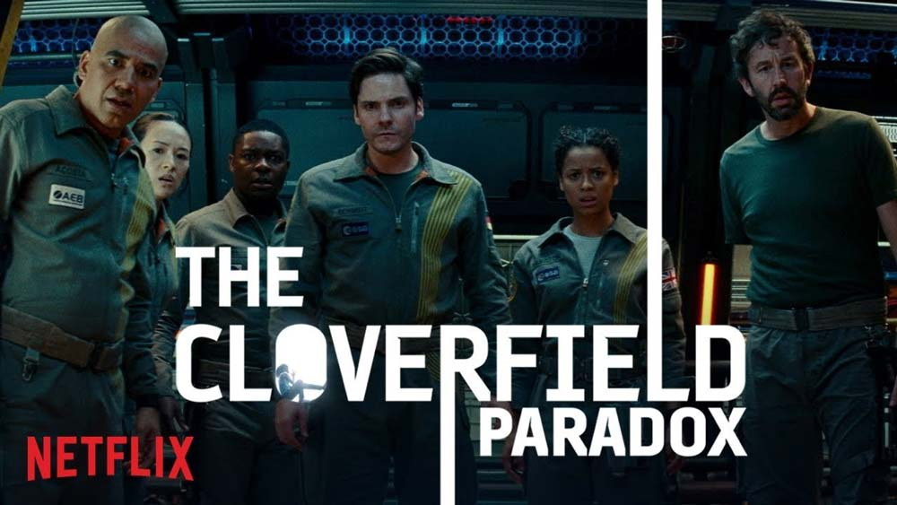 The Cloverfield Paradox (4/5)
