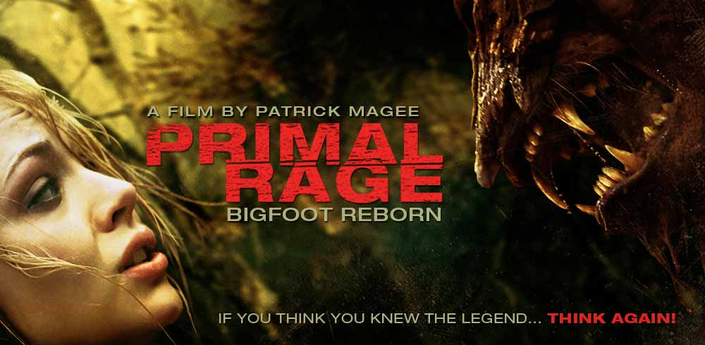Win a Free 11×17 PRIMAL RAGE movie poster