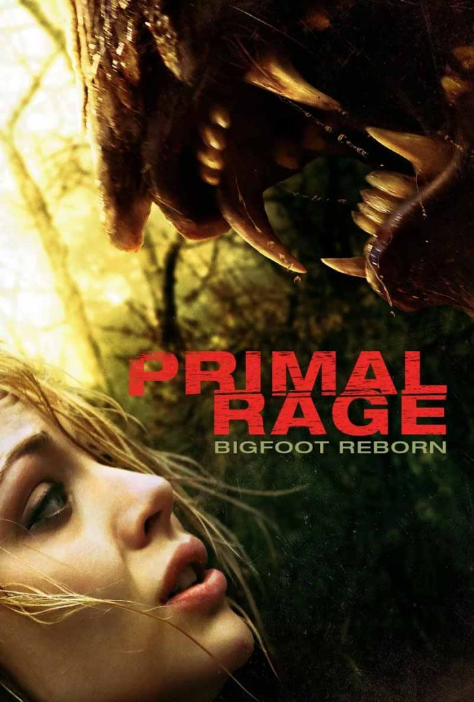 PRIMAL RAGE MOVIE POSTER