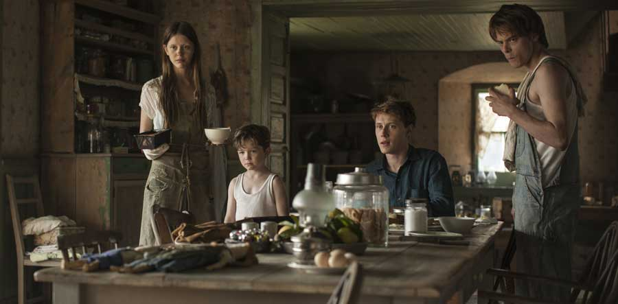 Marrowbone (2018) review