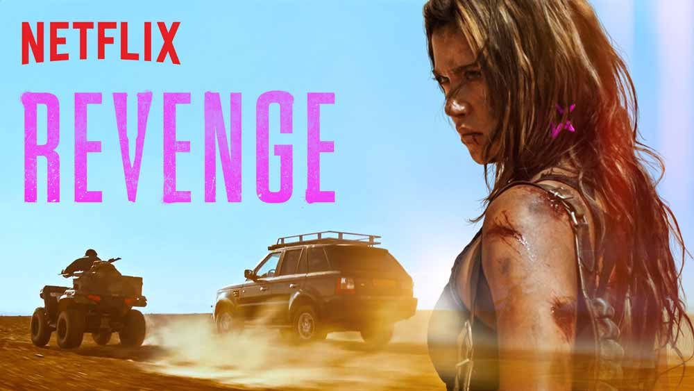 Revenge (5/5) – Movie Review