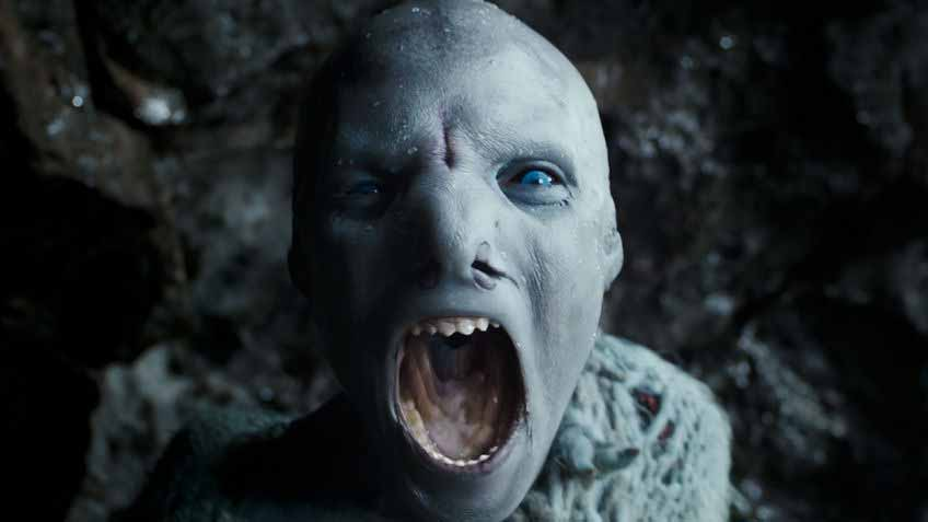 Cold Skin (2018) Review