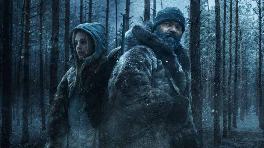 Hold the Dark – Netflix review