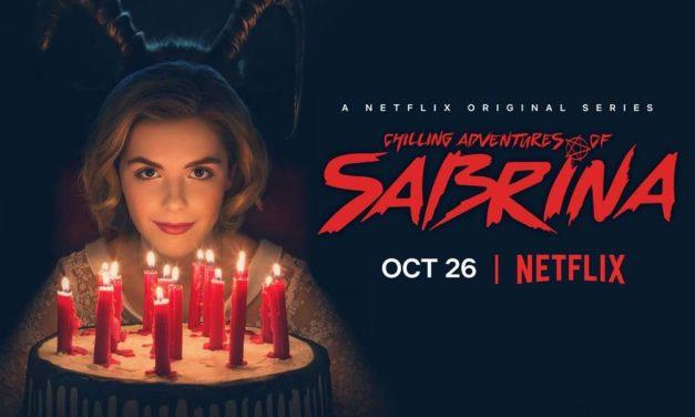 Chilling Adventures of Sabrina – Season 1 Netflix (4/5)
