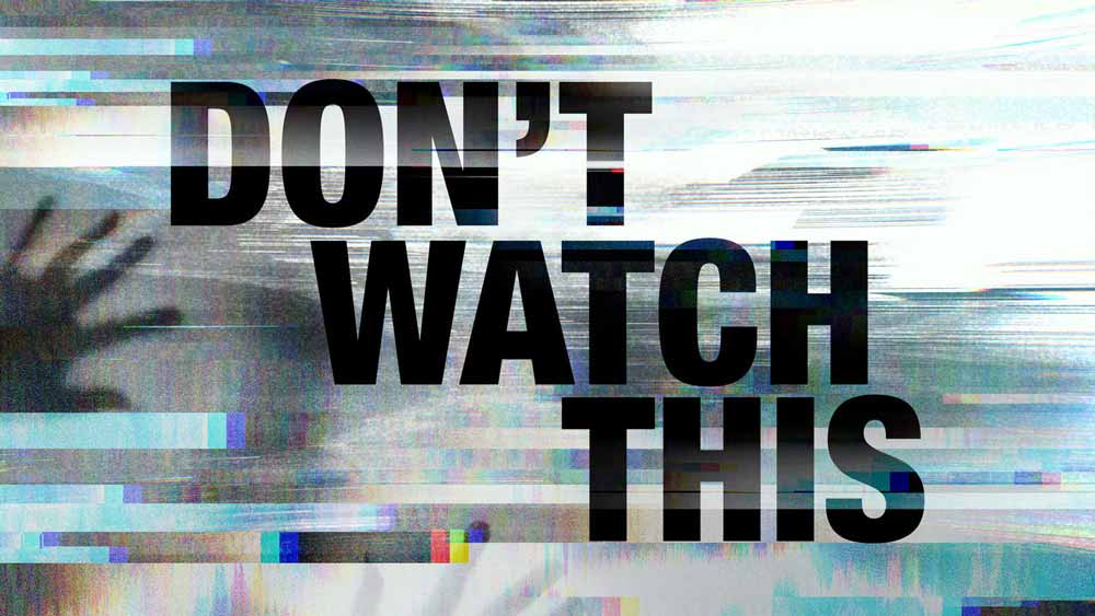 Don't Watch This (2/5)