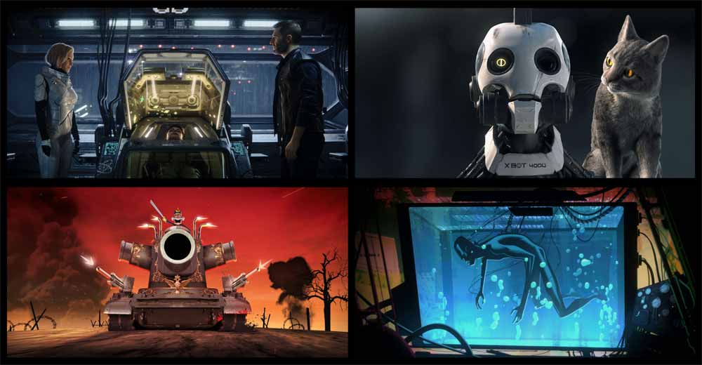 Love, Death And Robots Detail: Love, Death & Robots – Review