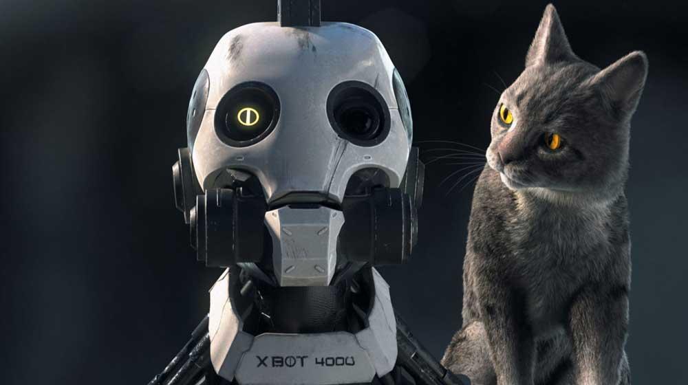 Love, Death & Robots – A New Animated Anthology Netflix Series
