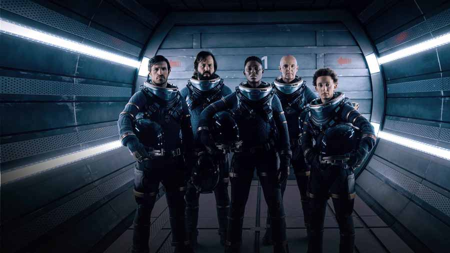 Nightflyers review Netflix series