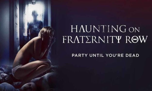 Haunting on Fraternity Row (3/5)