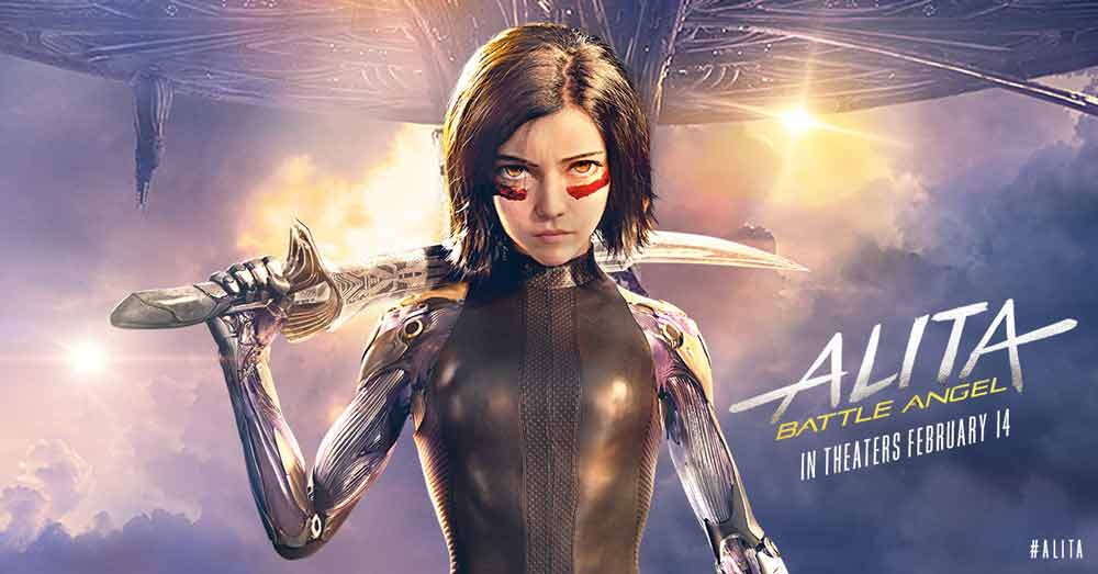 Alita: Battle Angel (3/5)