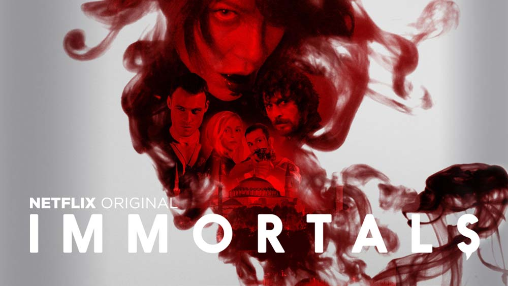 Immortals: Season 1 – Review | Turkish Netflix Series | Heaven of Horror