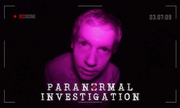 Paranormal Investigation (1/5)