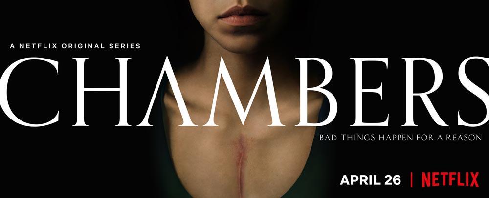 Chambers: Season 1 – Netflix Series Review
