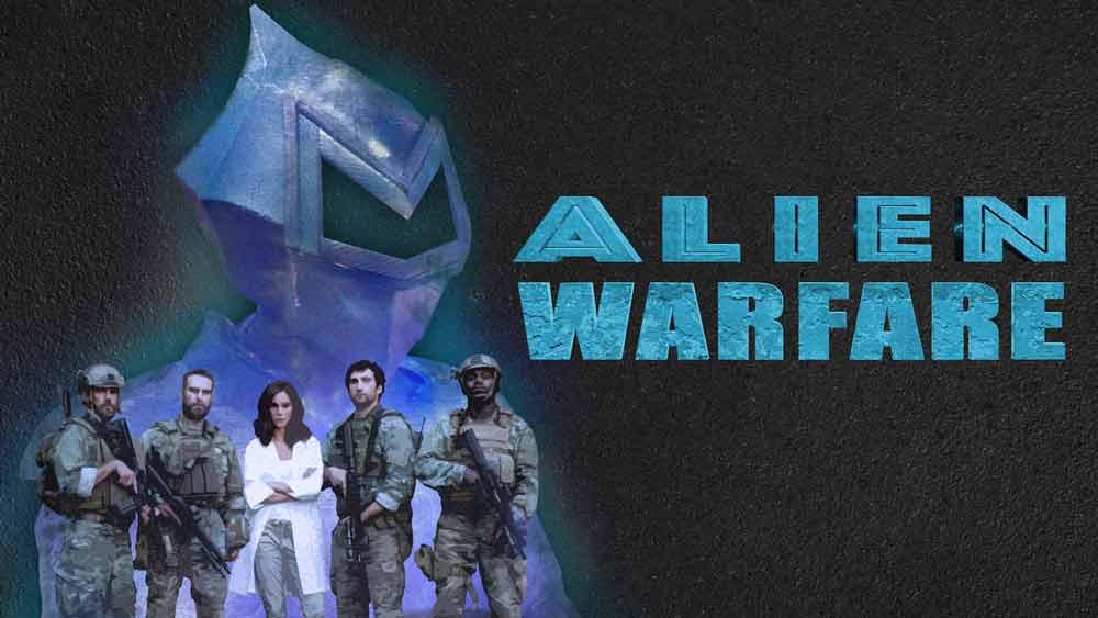 Alien Warfare (1/5) [Netflix]