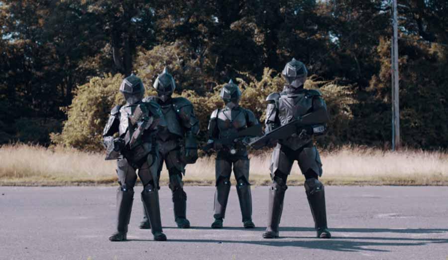 Alien Warfare Netflix Review