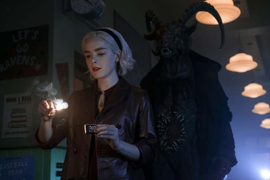 Chilling Adventures of Sabrina: Season 2 Netflix review