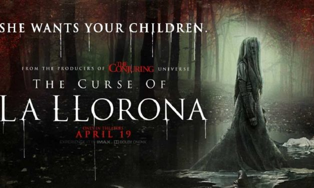 The Curse of La Llorona (2/5)
