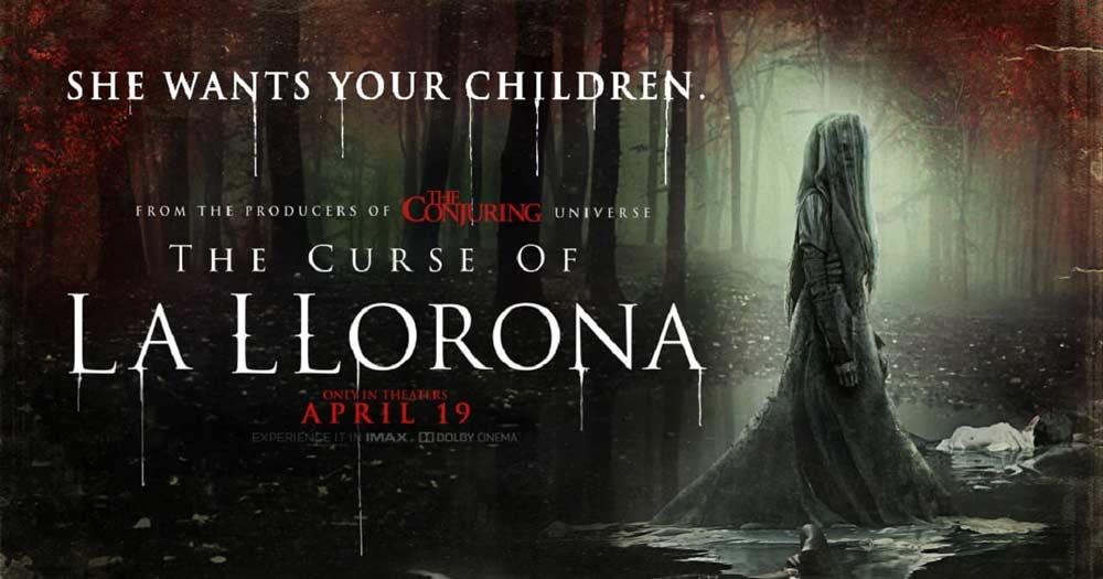 The Curse of La Llorona (2/5)