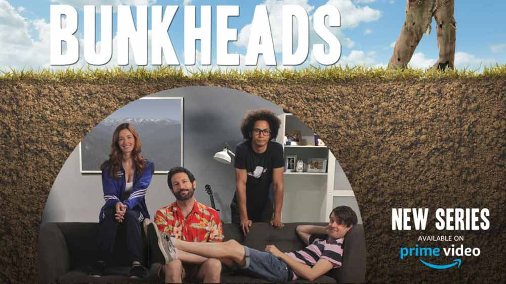 Bunkheads Season 1 Amazon Prime Zombie Series