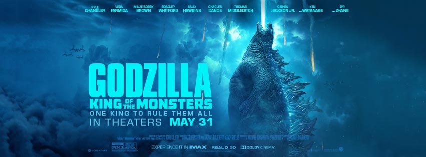 Godzilla 2: King of the Monsters (3/5)