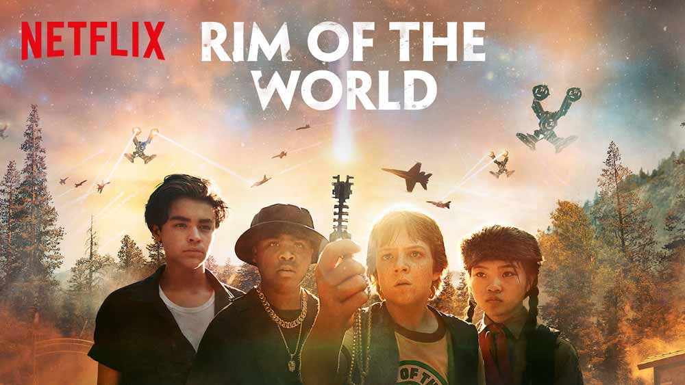 Rim of the World (4/5) – Netflix Movie Review