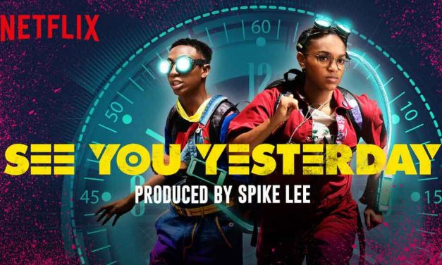 See You Yesterday (4/5) – Netflix Movie Review
