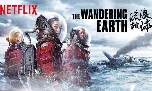 The Wandering Earth (3/5)