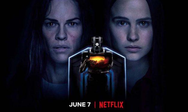 I Am Mother (3/5) [Netflix]