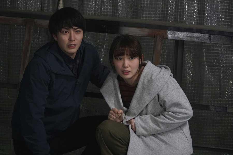 Stare (Shiraisan) Horror review