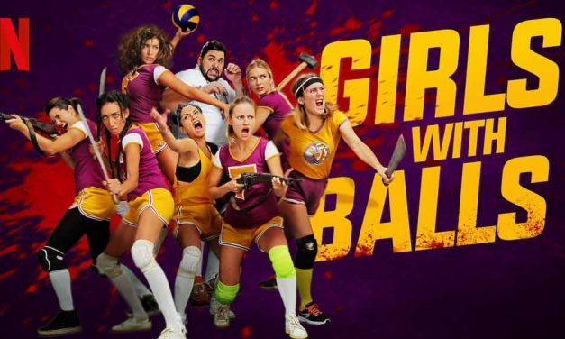 Girls with Balls (3/5) – Movie Review
