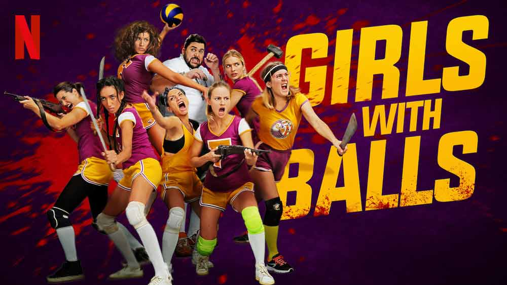 Girls with Balls (3/5)