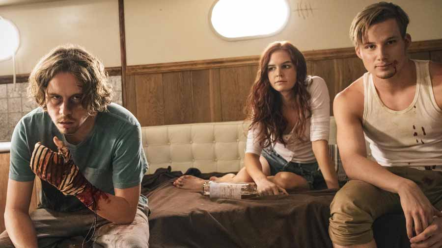 Harpoon (2019) Horror Review