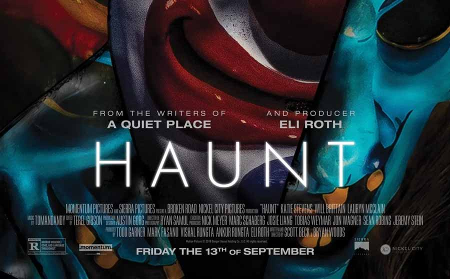 Haunt [2019] (5/5) – Movie Review