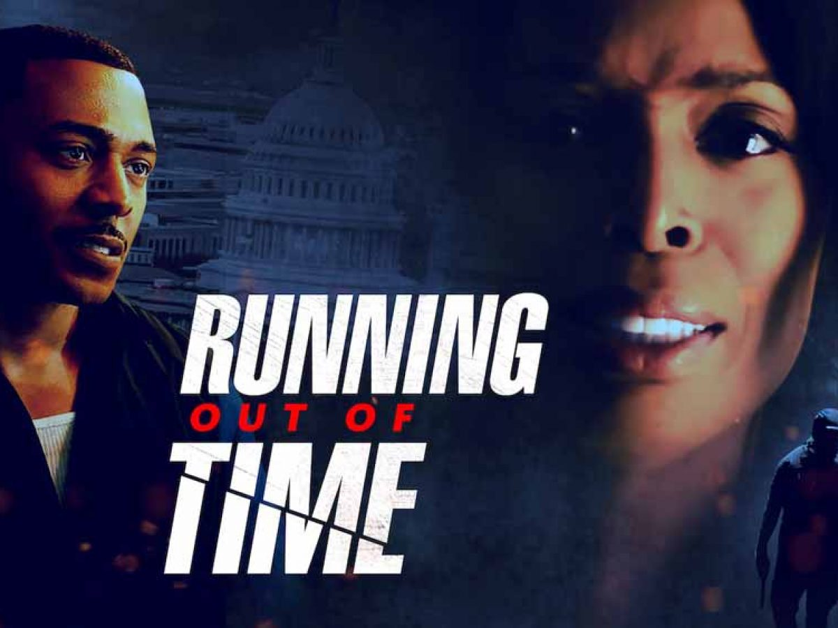 watch running out of time movie 2021 on bet