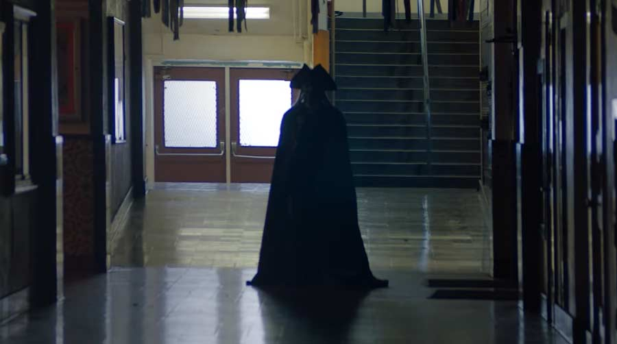 Into The Dark: School Spirit Review