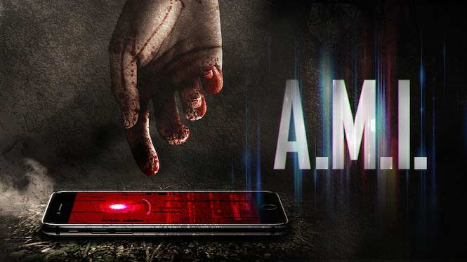 A M I 2019 Review Ai Horror Movie On Netflix Heaven Of Horror