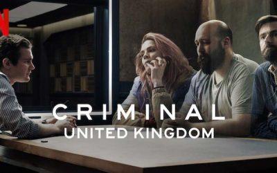 Criminal: United Kingdom (5/5) [Netflix]