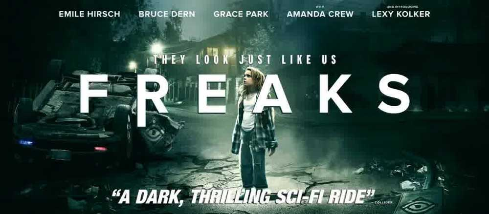 Freaks (2019) – Review | Sci-Fi Thriller on Netflix | Heaven of Horror
