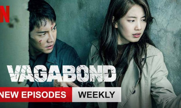 Vagabond – Season 1 Review (2/5) [Netflix]