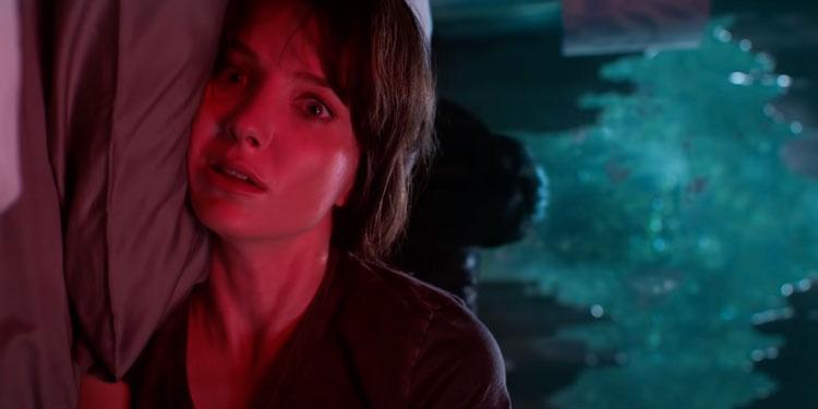 Malignant (2021) Horror Movie