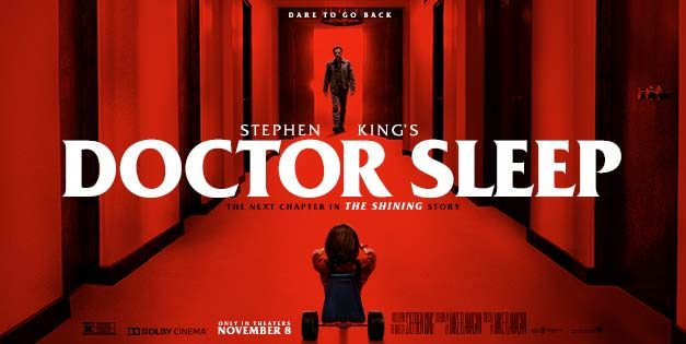 Doctor Sleep (4/5) – Movie Review
