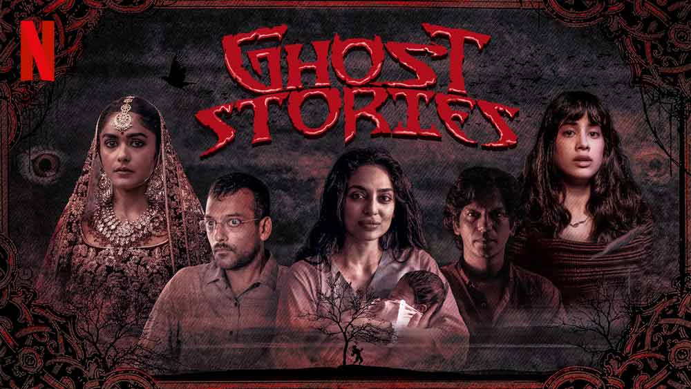 Ghost Stories (3/5) – Netflix Review