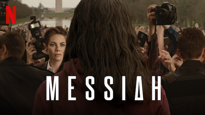 Messiah: Season 1 (4/5) – Netflix Review