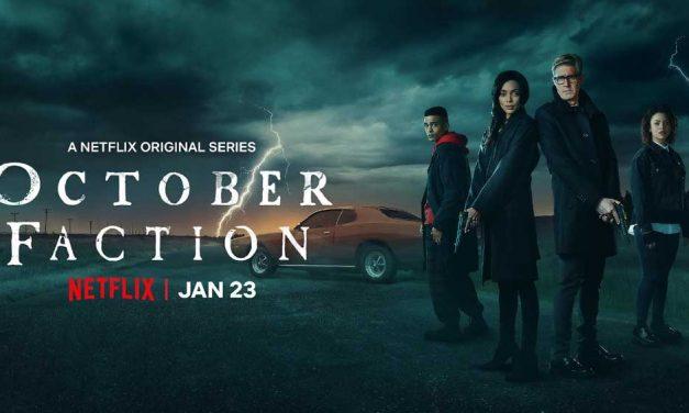 October Faction: Season 1 – Netflix Series Review