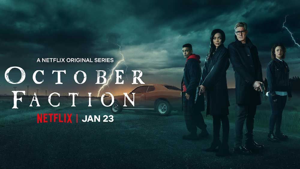 October Faction: Season 1 – Netflix Series Review