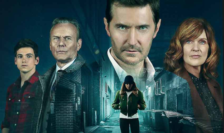 The Stranger – Netflix Series Review