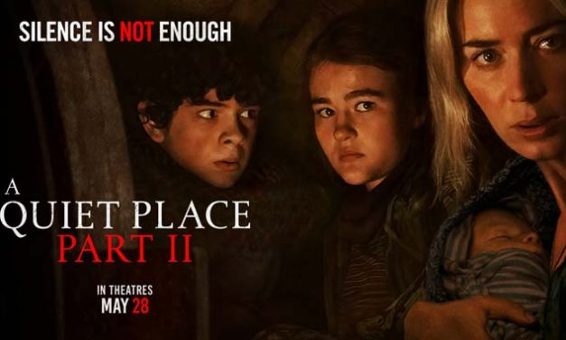 A Quiet Place: Part II (2020)