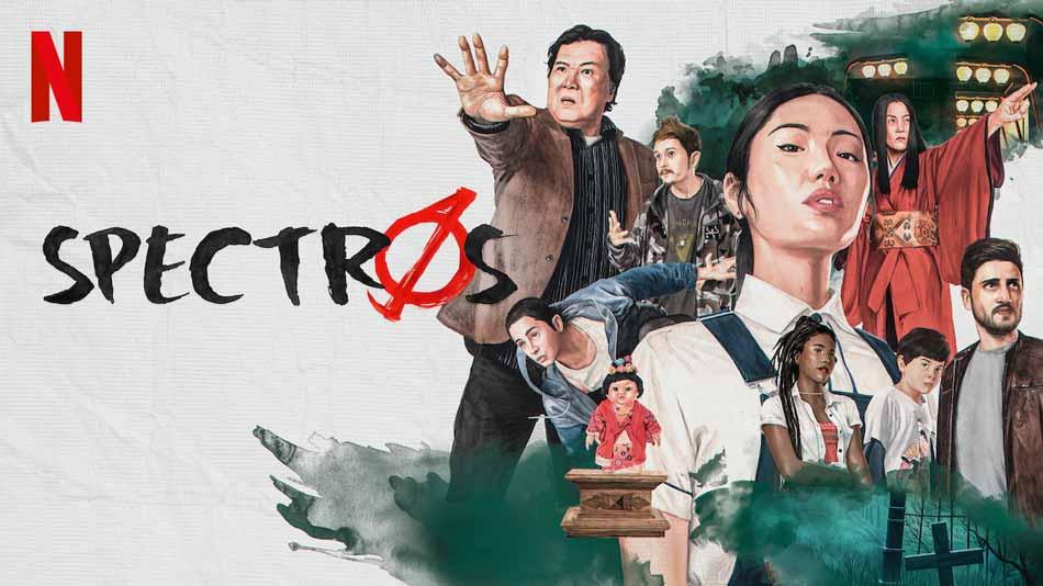 Spectros: Season 1 – Netflix Review