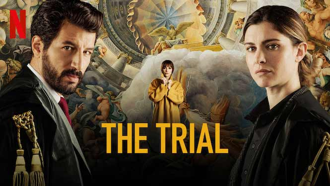 The Trial: Season 1 – Netflix Review [Il Processo]