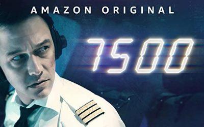 7500 – Movie Review [Amazon's Prime Video] (2/5)